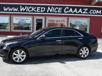 2013 Cadillac ATS, 2.0T 4dr Sedan With a 2.0 Liter I 4
