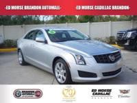 Ed Morse Cadillac Brandon is excited to offer this 2013