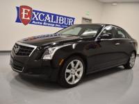 Options:  2013 Cadillac Ats 2.5 Sedan 28K