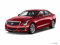 Options:  2013 Cadillac Ats We Recently Got In. This