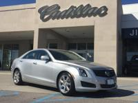 Options:  2013 Cadillac Ats. This Vehicle Is Loaded