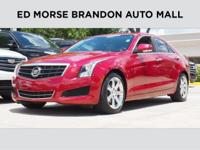 You can find this 2013 Cadillac ATS Luxury and many