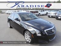 ATS 2.5 L Luxury, Cadillac Certified, 4D Sedan, 2.5 L