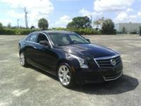 CADILLAC ATS Smaller than the CTS, but just as