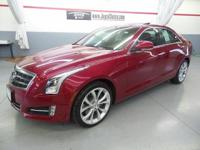 2013 Cadillac ATS 3.6L Performance, BRAND NEW TIRES,