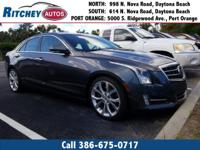 LOW MILEAGE 2013 CADILLAC ATS PREMIUM**CLEAN CAR