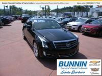 Options:  2013 Cadillac Ats 3.6L Premium|Black|How