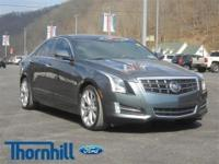 Boasting exemplary craftsmanship, this 2013 Cadillac