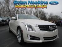 THIS ONE HAS IT ALL! This is a 2013 Cadillac ATS