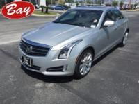 This 2013 Cadillac ATS Premium is proudly offered by