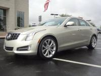 NEW ARRIVAL! PRICED BELOW MARKET! THIS ATS WILL SELL