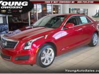 2013 Cadillac ATS 4dr Car Luxury Our Location is: Young