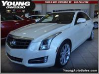 2013 Cadillac ATS 4dr Car Performance Our Location is:
