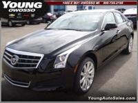 2013 CADILLAC ATS Our Location is: Young Chevrolet