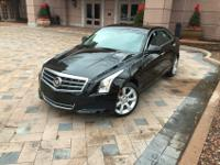 Year: 2013 Exterior Color: BlackMake: Cadillac Interior