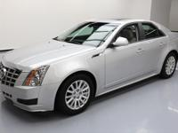 2013 Cadillac CTS with 3.0L V6 SIDI Engine,Automatic
