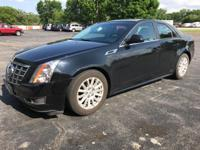 Loaded 2013 Cadillac CTS Luxury Edition in Black Raven
