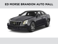 This 2013 Cadillac CTS Sedan Luxury is proudly offered