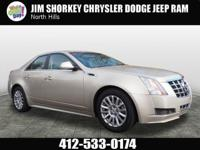 Recent Arrival! 2013 Cadillac CTS Luxury Clean CARFAX.