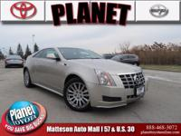 Recent Arrival! New Price! 2013 Cadillac CTS Silver