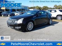 Check out this gently-used 2013 Cadillac CTS Coupe we