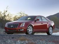Recent Arrival! This 2013 Cadillac CTS Performance in