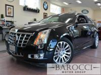 Options:  2013 Cadillac Cts 3.6L Performance Awd  2Dr