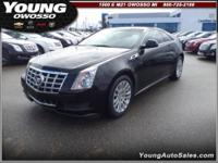 2013 Cadillac CTS Coupe 2dr Car Our Location is: Young