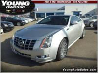 2013 Cadillac CTS Coupe 2dr Car Premium Our Location