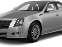 2013 Cadillac CTS Luxury For Sale.Features:Security