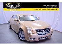 Recent Arrival! New Price! 2013 Cadillac CTS