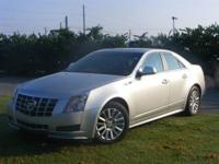 This outstanding example of a one owner 2013 Cadillac