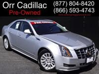 2013 Cadillac CTS Sedan Luxury Our Location is: Orr