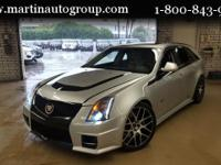 Options:  2013 Cadillac Cts-V Wagon 5Dr Wgn|Navigation