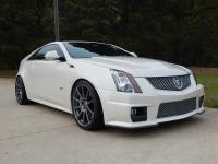 My CTS V is meticulously maintained and stored in a