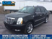 Check out this ONE OWNER 2013 Cadillac Escalade EXT