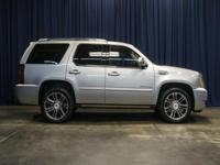 2 Owner AWD SUV with Leather 3rd Row Seats!  Options: