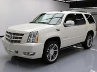 2013 Cadillac Escalade with 6.2L V8 Engine,Leather