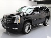 This awesome 2013 Cadillac Escalade comes loaded with
