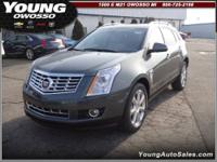 2013 Cadillac SRX 4dr Car Performance Collection Our