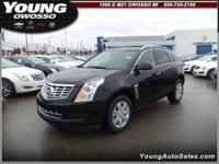 2013 CADILLAC SRX Our Location is: Young Chevrolet