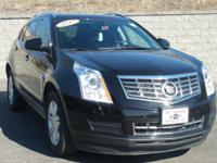 2013 Cadillac SRX Luxury Odometer is 3355 miles below