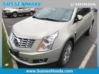 This 2013 Cadillac SRX Luxury Collection is offered to