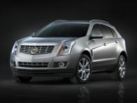 CARFAX One-Owner. Clean CARFAX. White 2013 Cadillac SRX