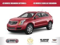 This outstanding example of a 2013 Cadillac SRX Luxury