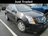 SRX... Luxury... FWD... 3.6 V6... Leather... Heated