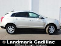 Our 2013 Cadillac SRX Luxury Collection stands out as a