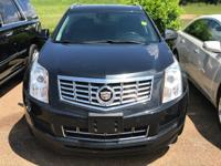 Options:  2013 Cadillac Srx Luxury Collection|Black/|V6