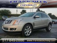 Options:  2013 Cadillac Srx Performance Collection|Awd