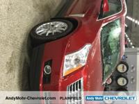 Red 2013 Cadillac SRX Performance 4D Sport Utility 3.6L
